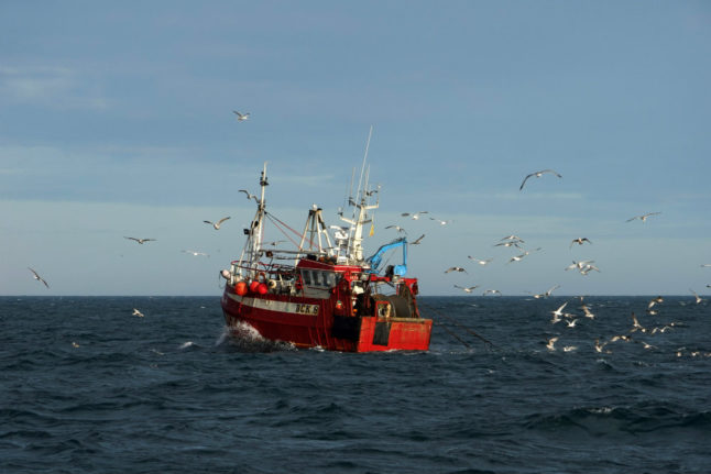 Norway threatens to shut out EU, UK fishermen if no Brexit deal