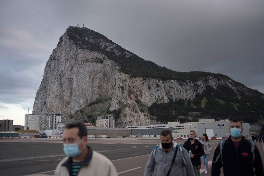'Being British is what we are': Brexit casts shadow over Gibraltar's future