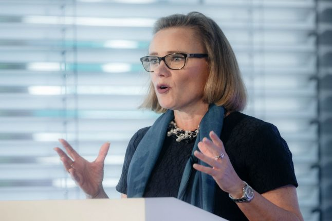Germany to order large companies to include women on executive boards
