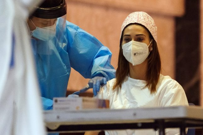 Why is Spain's Covid-19 vaccine rollout going so slowly?