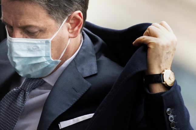 Nearly half of all Italian voters want Giuseppe Conte to remain PM, poll finds