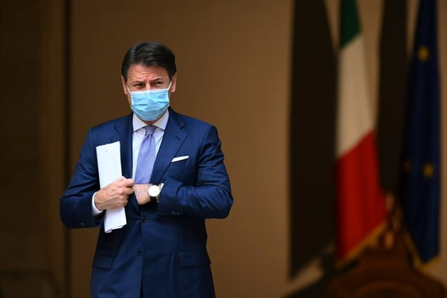PROFILE: Italy's Giuseppe Conte, from 'populist puppet' to political survivor