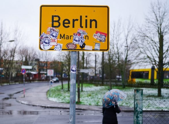 Berlin to order 15 km movement restriction rule amid rising Covid-19 cases