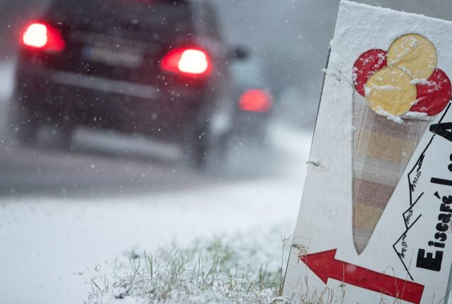 Weather: Parts of Germany to see up to 40 cm of snow as temperatures dip
