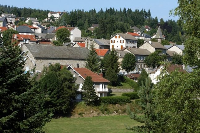 French village inherits fortune from Austrian who fled Nazis