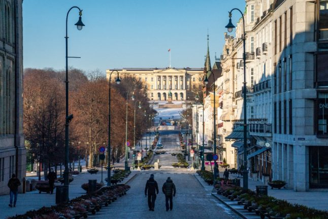 Norway restrictions to gradually ease