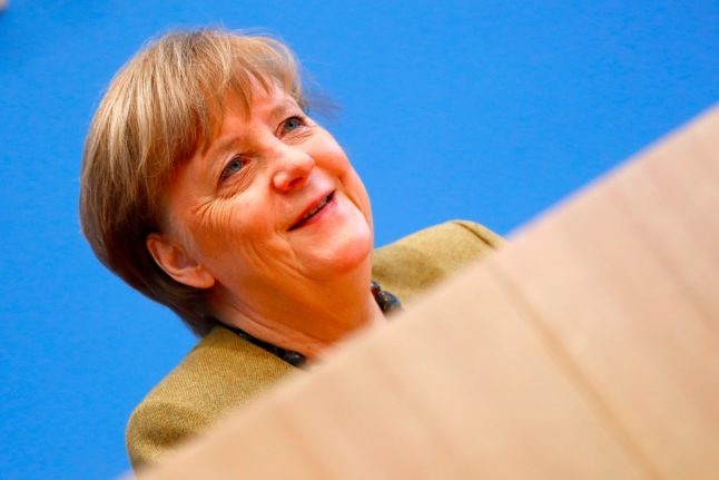 Merkel sees 'much broader scope' for cooperation with Biden
