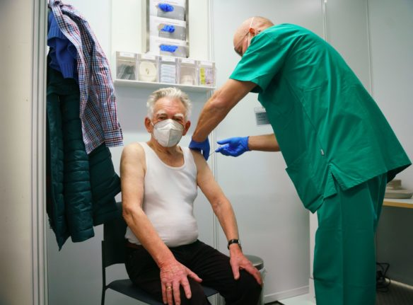 How long might it take to get a coronavirus vaccination in Germany?