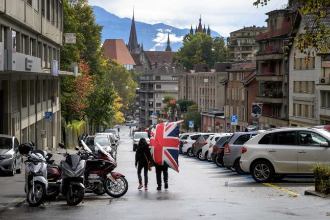 REMINDER: What are the rules for Britons entering Switzerland?