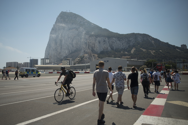 Spain and UK agree 11th-hour border deal for Gibraltar