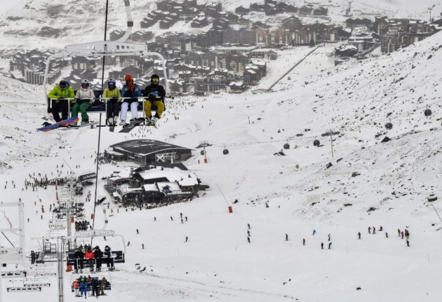'Whole season a write-off' - What next for France's ski resorts?