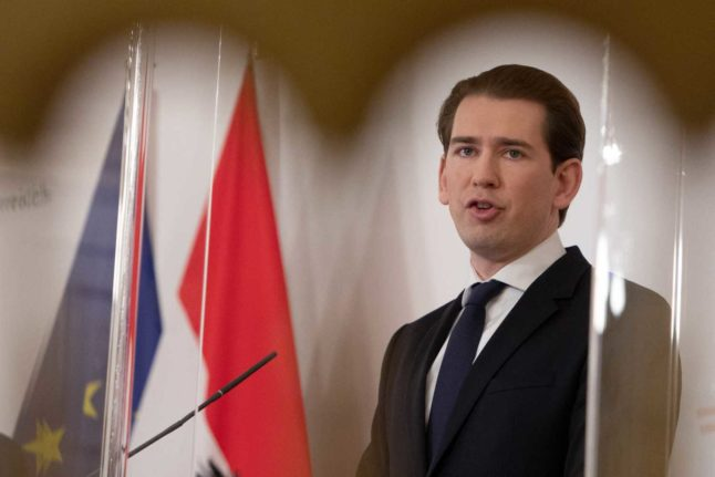 Lockdown measures: What will Austria decide on Monday?
