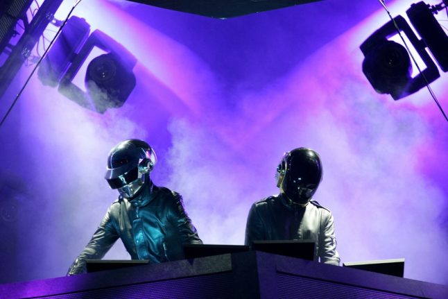 8 of French duo Daft Punk's most memorable moments