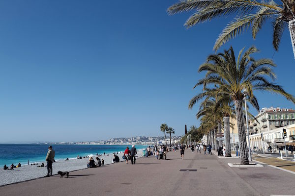 'Out of control': Southern French city of Nice braces for new Covid curbs