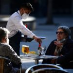 Madrid wants vaccine priority for teachers, waiters and shop staff