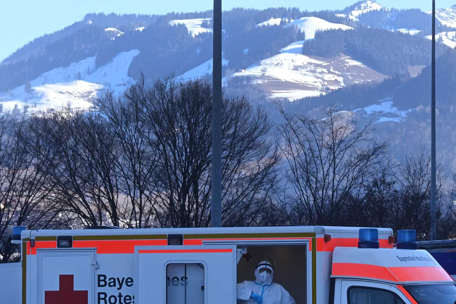 Austria: How did the South African coronavirus mutation come to Tyrol?