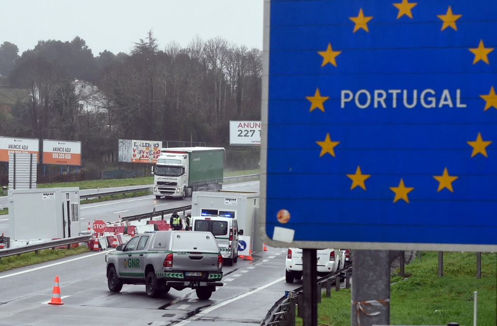 Spain-Portugal border closure extended until March 1st