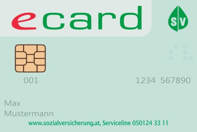 What is Austria's e-card? Everything you need to know