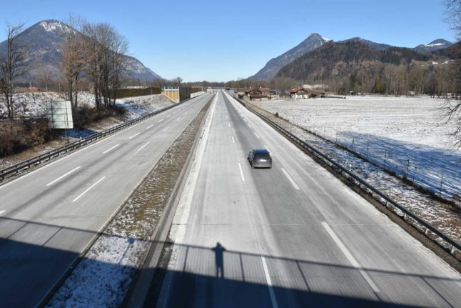UPDATED: Germany set to extend border closure with Tyrol until March