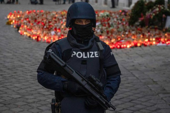 'Absolute scandal': Austria told to reform security agencies after Vienna attack