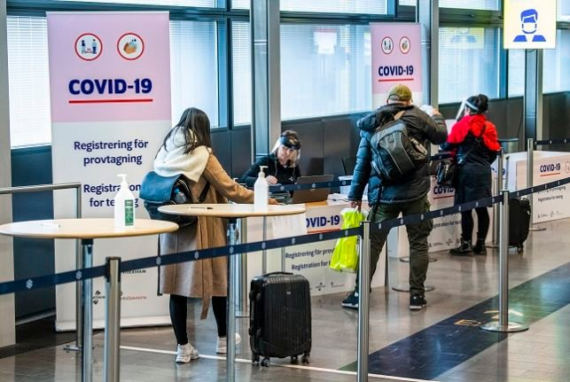 EU embassies ask Sweden for more lenience towards European travellers