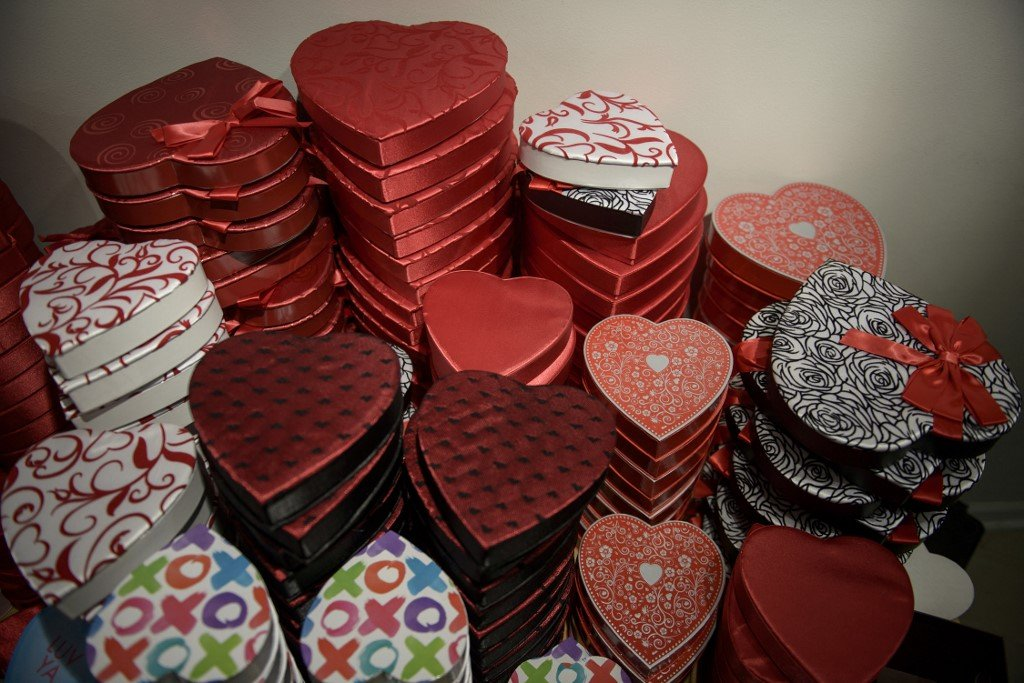 Five things to know about Valentine's Day in France