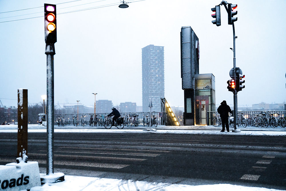 Danish government rejects call for Copenhagen congestion charge