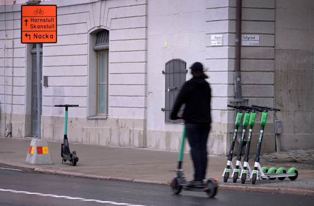 Stockholm rolls out parking fines for electric scooters – good or bad idea?