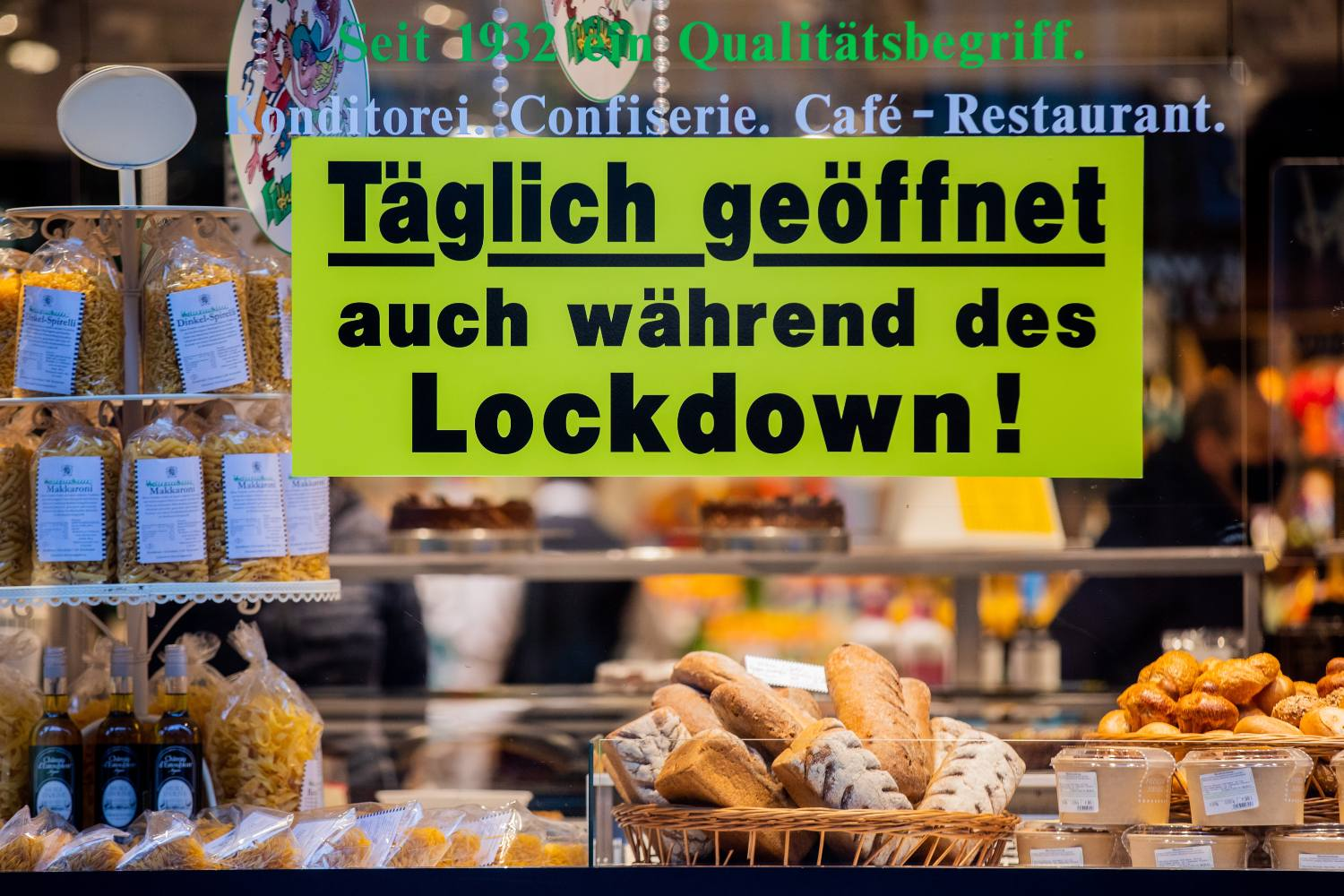 'Lockdown' voted Germany's English word of the year