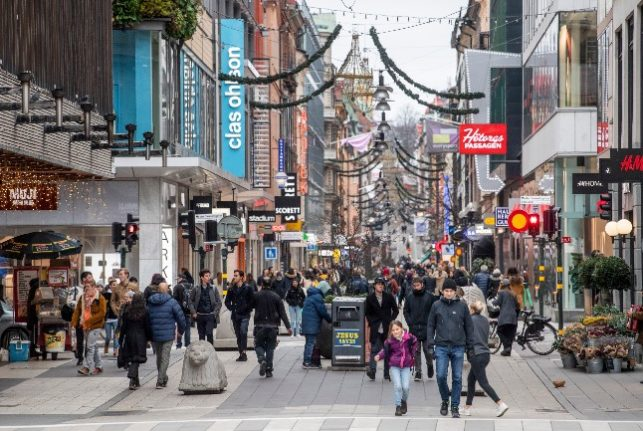 Sweden sees lowest population growth in 15 years due to pandemic