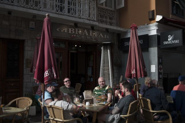 Gibraltar eases into normality as it nears full vaccination