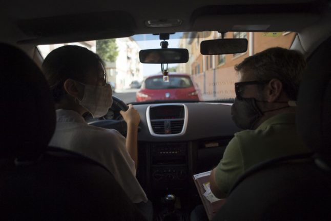 Spanish driving licence: the essential language to pass your practical test