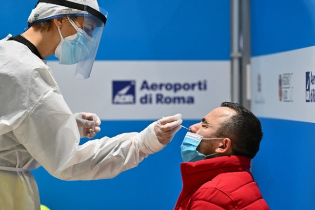 Italy hopes to expand 'Covid-tested' flights to more countries