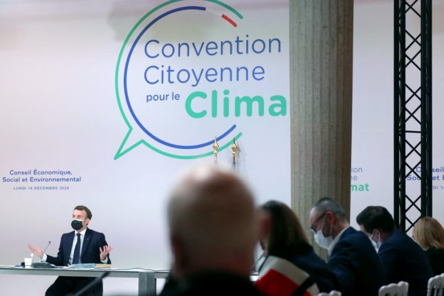 French MPs to vote on climate clause in constitution
