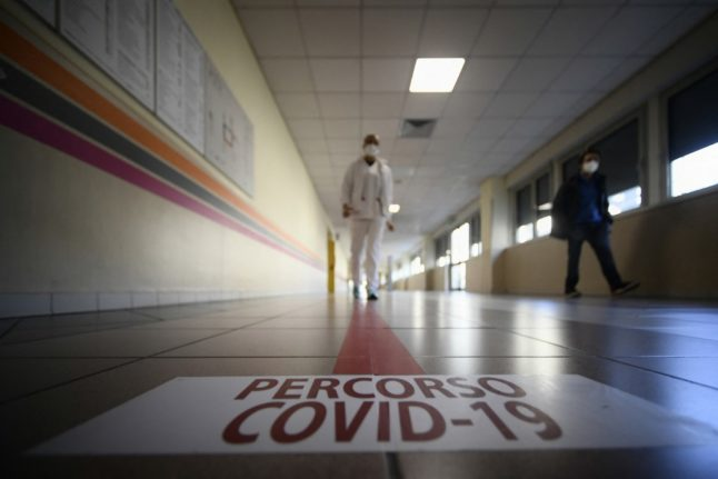 Covid-19: Italy plans new restrictions as death toll tops 100,000