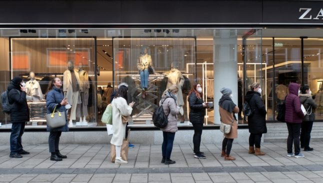 EXPLAINED: How will Austria's compulsory test requirement to go shopping work?