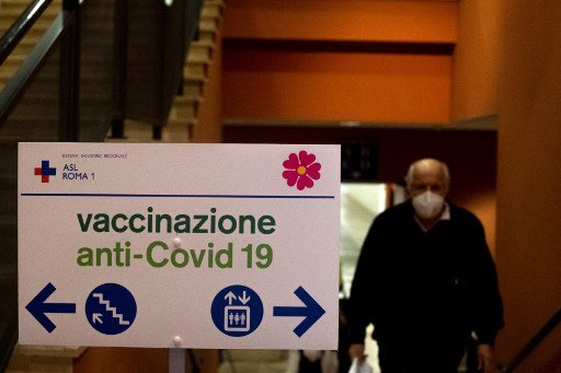'56 million by June': Italy unveils new plan to accelerate Covid vaccines