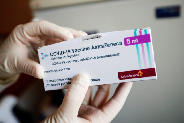 Norwegian health authority says blood clots 'unlikely' over two weeks after AstraZeneca vaccination