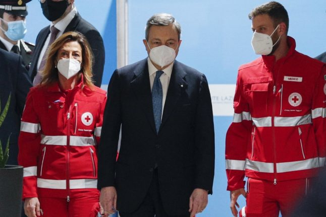 Coronavirus: More measures needed as Italy faces a 'new wave', PM says