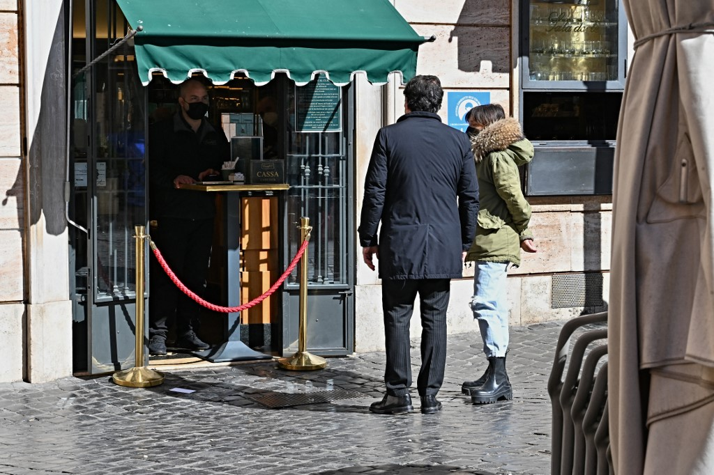 Covid 19 Most Of Italy Under Lockdown Again As Country Battles New Wave Of Infections The Local