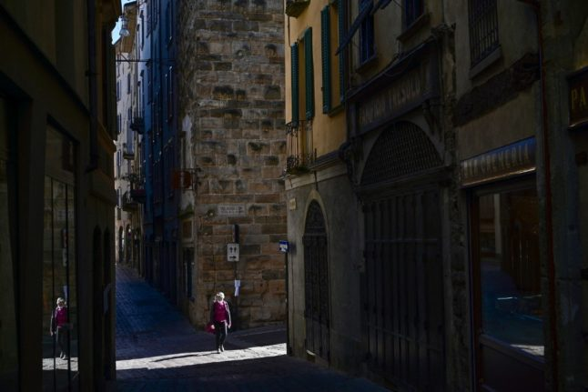 What are the rules in Italy's Covid-19 'red zones'?