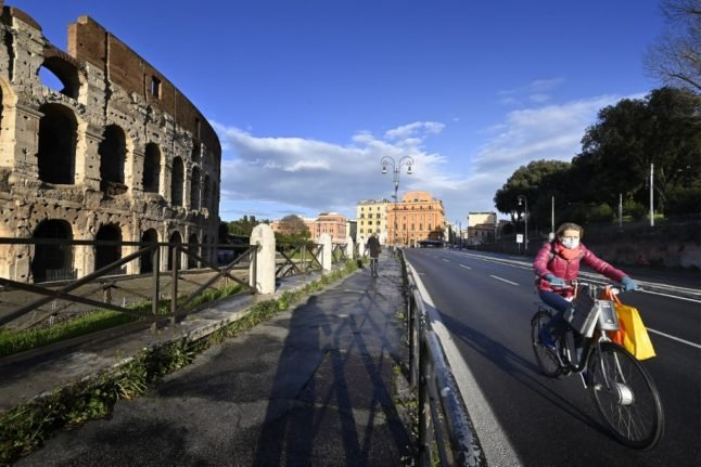 Italy to reopen primary schools amid 'very early signs of slowdown' in infections