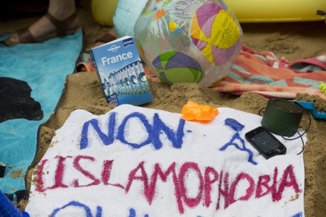 Police probe opened after poster campaign against 'Islamophobic' lecturers at French university