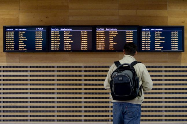 Oslo Airport sees uptick in arrivals ahead of new Covid-19 quarantine rules