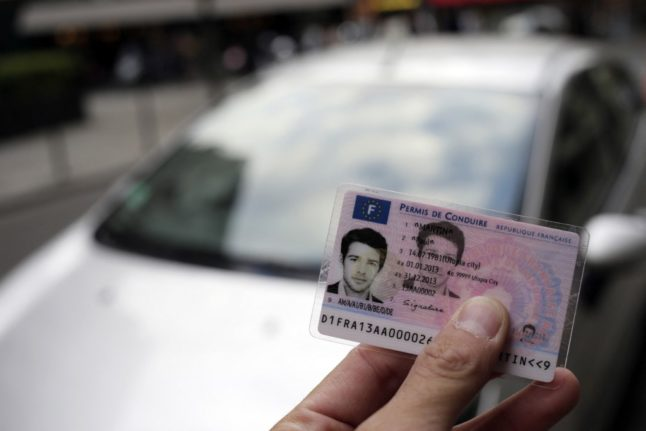 Stranded: Brits in France left with no driving licence due to lack of post-Brexit agreement