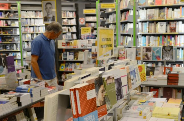 Paris Latin Quarter booksellers feel the squeeze