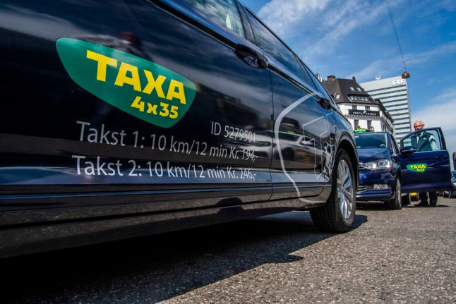 Taxi drivers in Denmark to face language requirement under new law