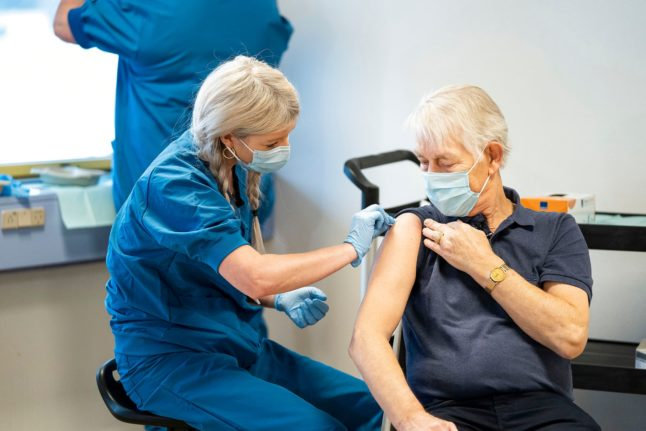 One in 10 people in Denmark has now had Covid-19 jab