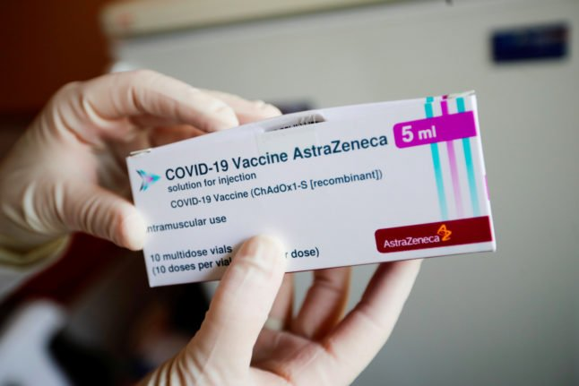 Germany to recommend AstraZeneca vaccine for over-65s
