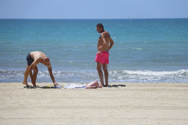 'Germans are coming back': Spaniards sceptical over return of tourists